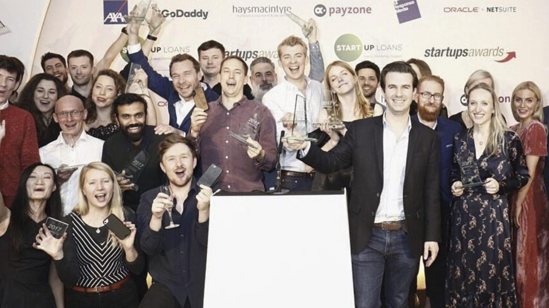 Park Scoop Up Prestigious Award in London...